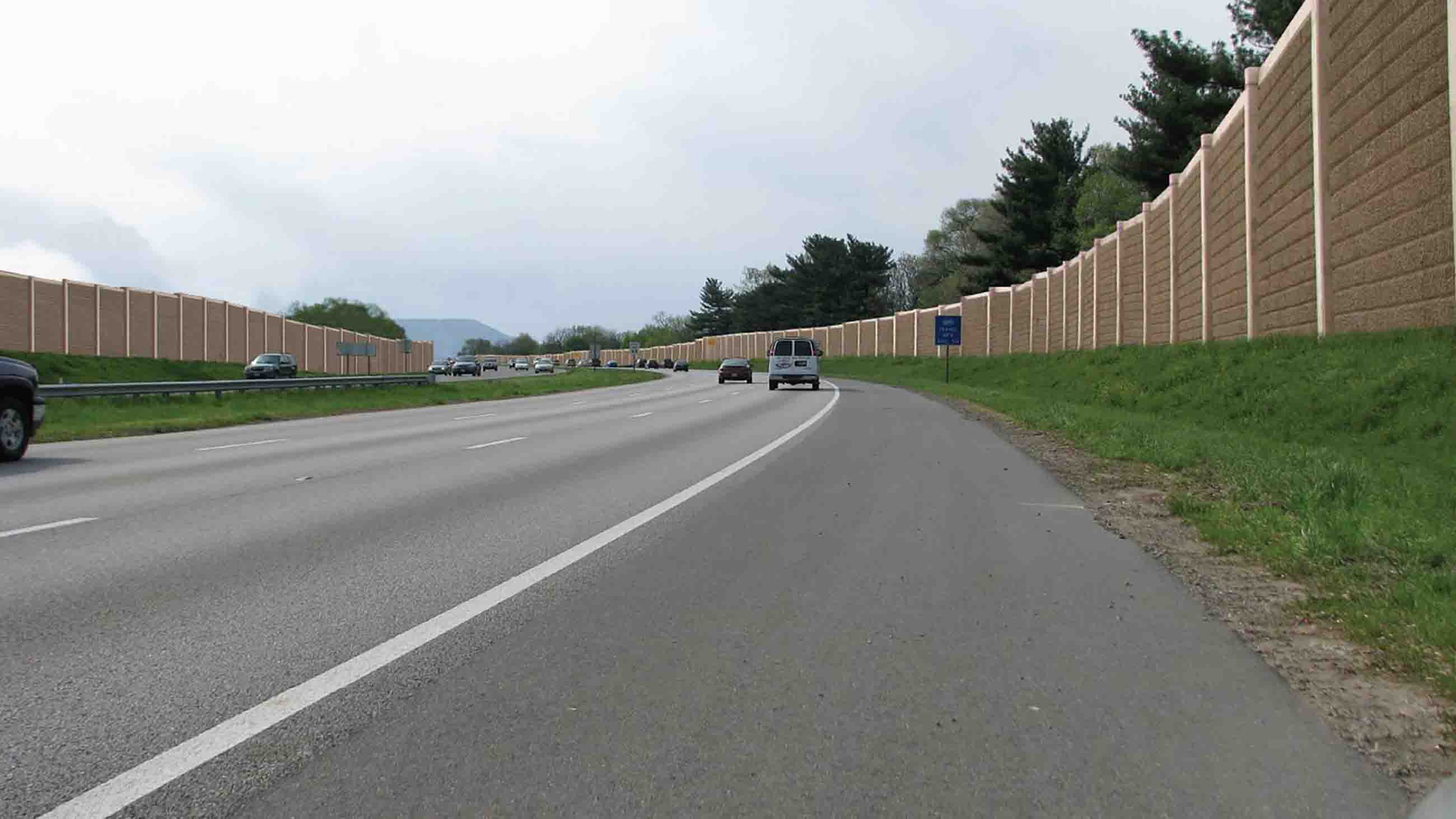 On Highway Noise Barriers The Science Is Mixed Are There